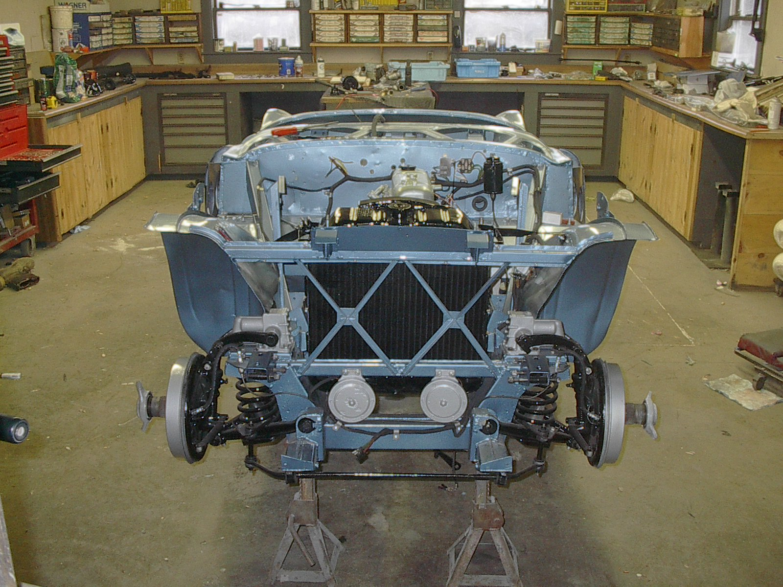 Front Bumper Repair >> 1953 Austin Healey 100-4 | EnglishAutoUSA