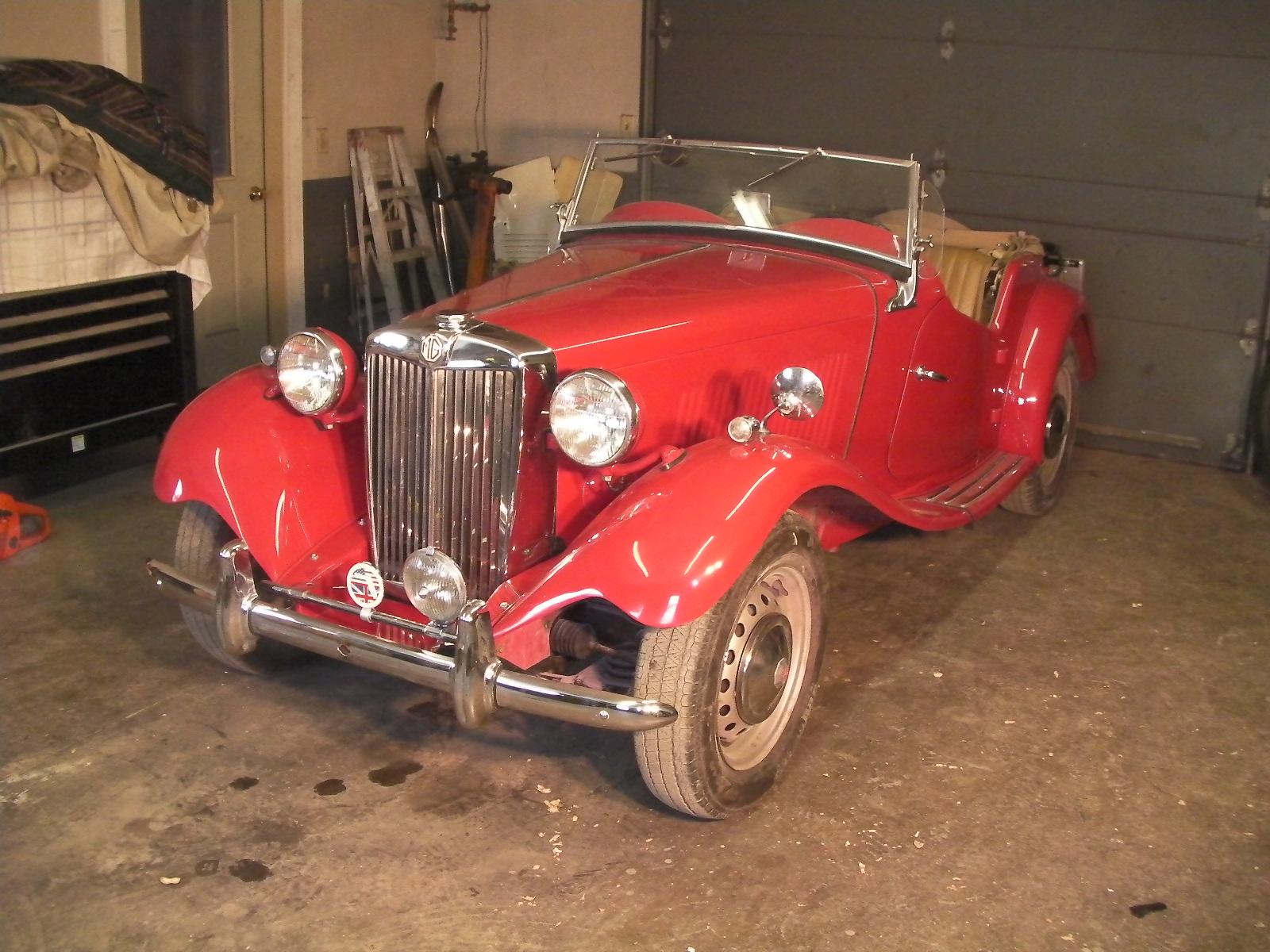 1953 MG TD | EnglishAutoUSA