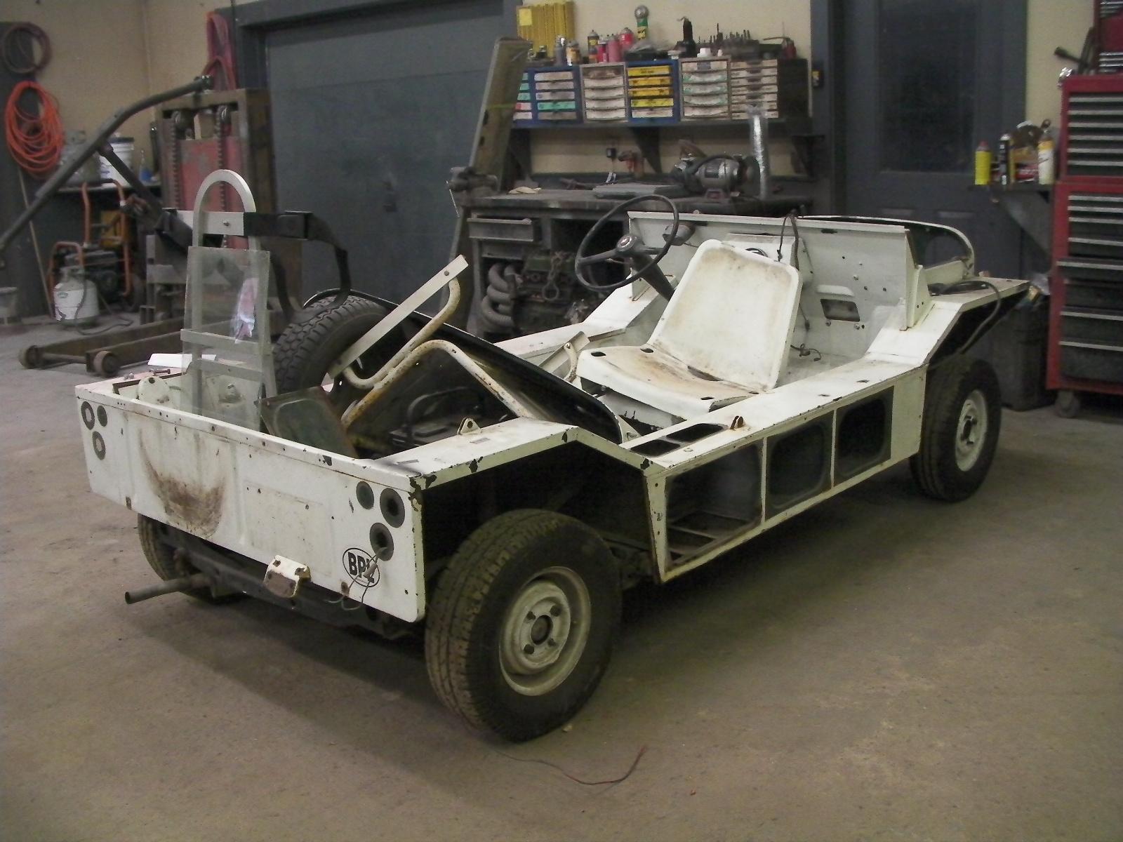 1967 Mini Moke Englishautousa