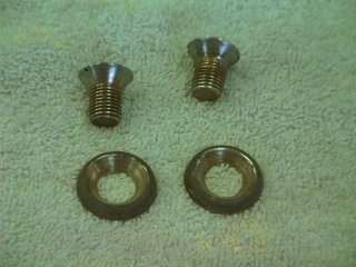 32 Dodge Phaeton valence screws