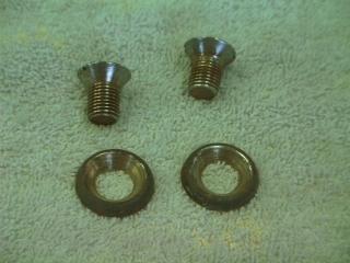 32 Dodge Phaeton valence screws